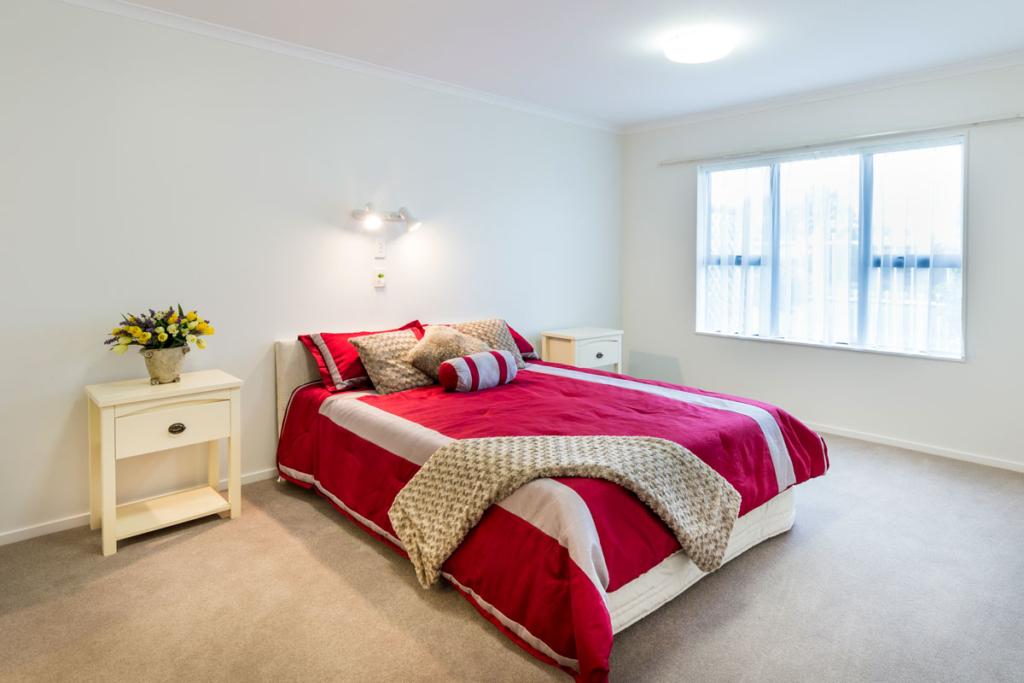 Wairarapa Village Apartment Bedroom