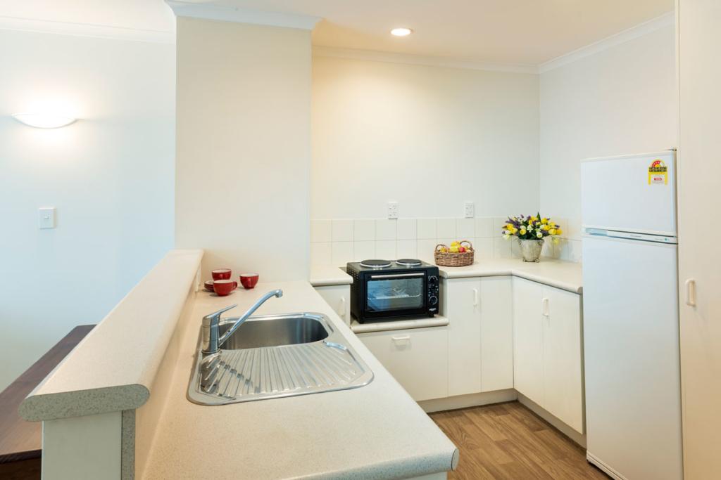 Wairarapa Village Apartment Kitchen