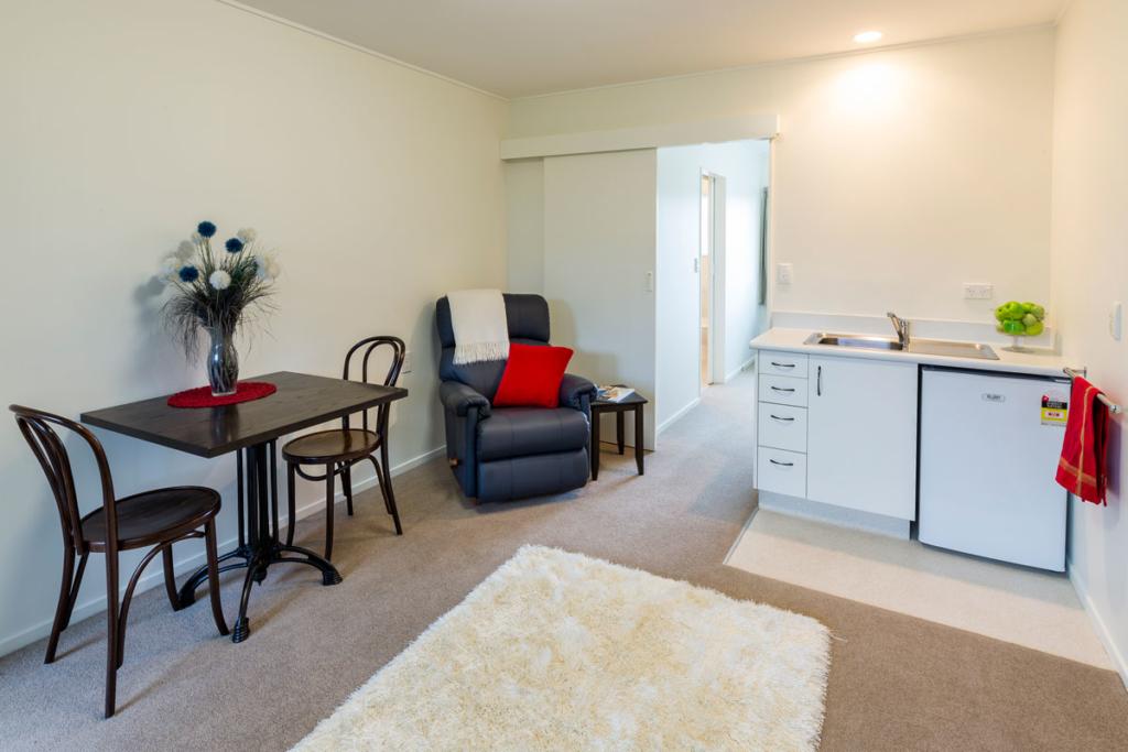 Wairarapa Village Apartment Lounge