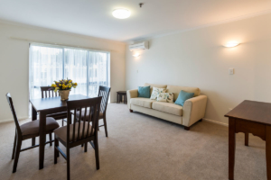 Wairarapa Village Apartment Lounge