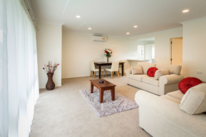 Wairarapa Village Villa Lounge